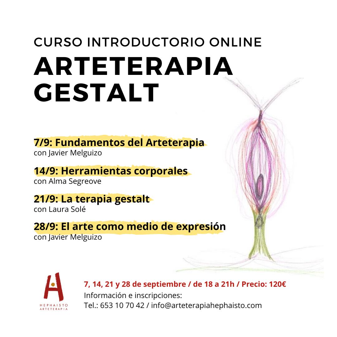 curso online arteterapia
